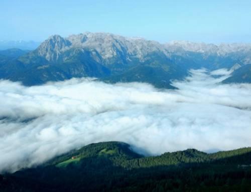 Tennengebirge – pohoří v Rakouských Alpách