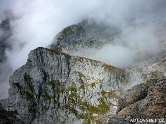 Tennengebirge Rakousko Alpy