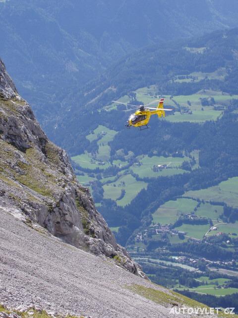 Tennengebirge Rakousko Alpy 10