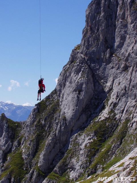 Tennengebirge Rakousko Alpy 11