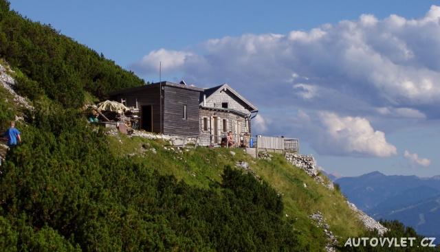 Tennengebirge Rakousko Alpy 3
