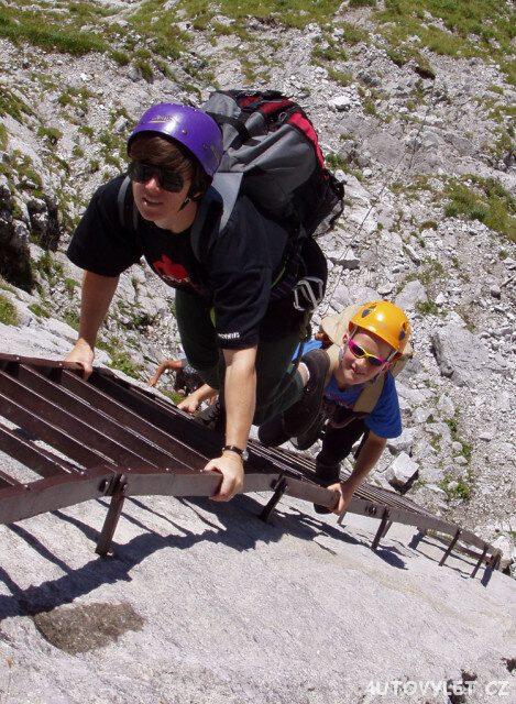 Tennengebirge Rakousko Alpy 4