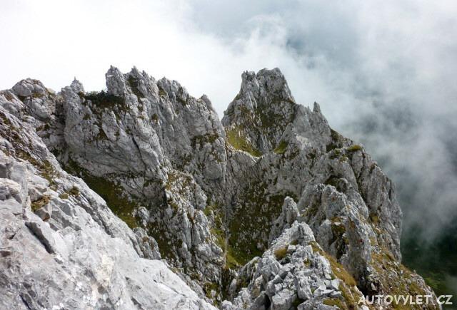 Tennengebirge Rakousko Alpy 5