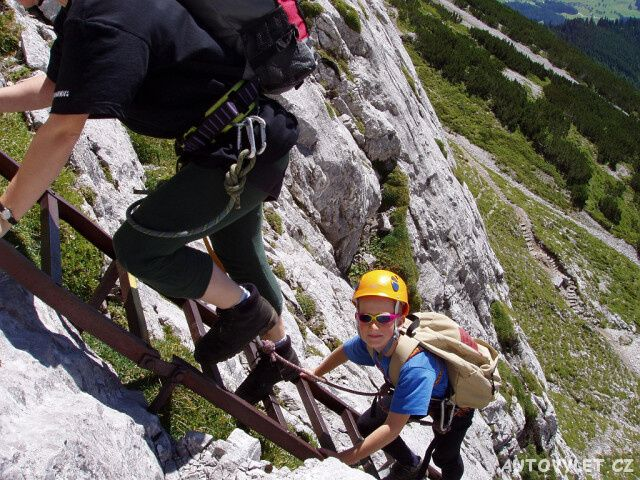 Tennengebirge Rakousko Alpy 9