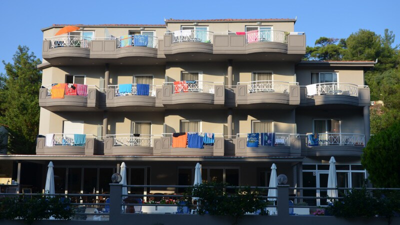 Green Bay Hotel Thassos Řecko