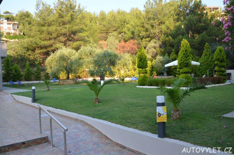 Green Bay Hotel Thassos Řecko 1