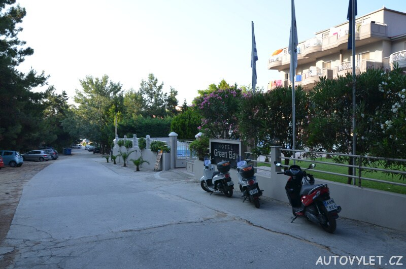Green Bay Hotel Thassos Řecko 2