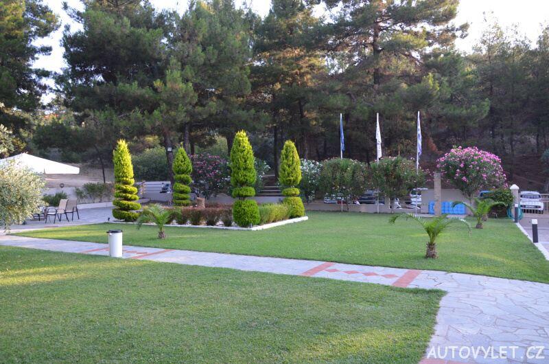 Green Bay Hotel Thassos Řecko 4