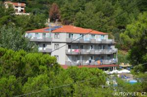 Thassos Green Bay Hotel Řecko