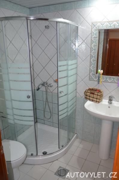 Thassos Green Bay Hotel Řecko - koupelna