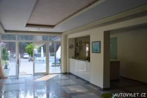 Thassos Green Bay Hotel Řecko - recepce 2