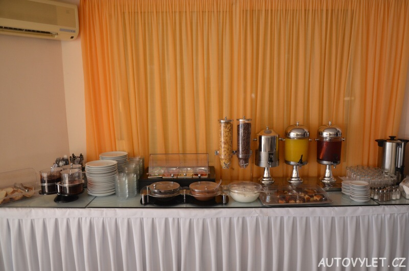 Thassos Green Bay Hotel Řecko - restaurace 2