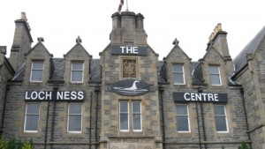 the lochness centre