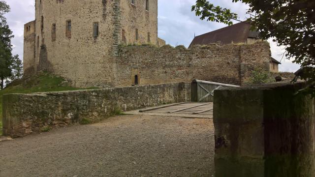 Točník hrad