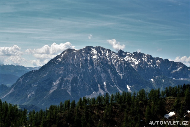 Totes Gebirge - Mrtvé hory Rakousko 3