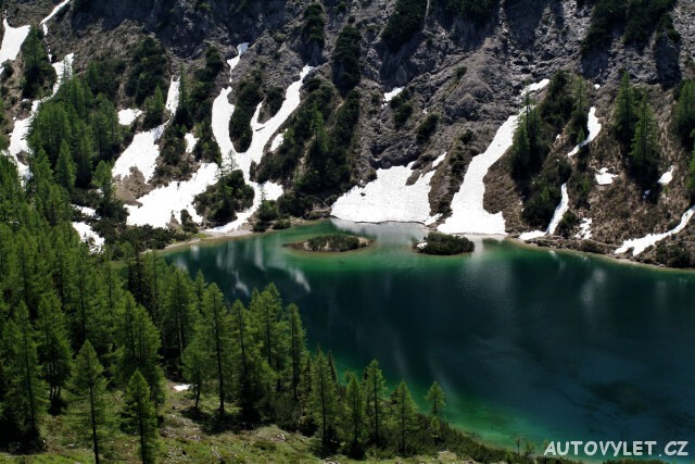 Totes Gebirge - Mrtvé hory Rakousko 4