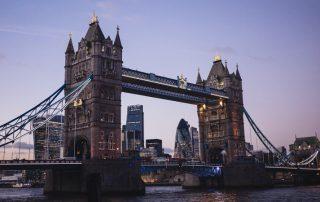 Tower Bridge - Londýn Anglie