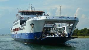 Trajekt Kavala - Thassos (ferry)