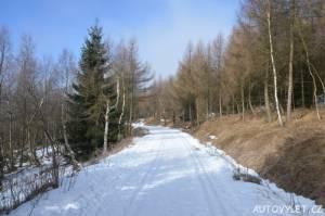 Trasa pro běžkaře