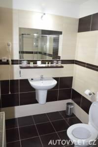 Třebovický mlýn Ostrava - koupelna 2