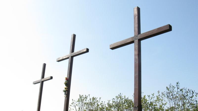 tři kříže - kalvárie - porta bohemica