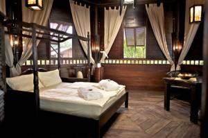 tropical island hotelový pokoj