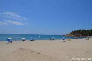 Trypiti beach - Limenaria Thassos Řecko 2