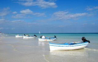 tunisko dovolená září