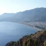 Autem do Turecka na dovolenou