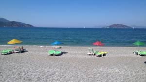 turecko dovolená pláž