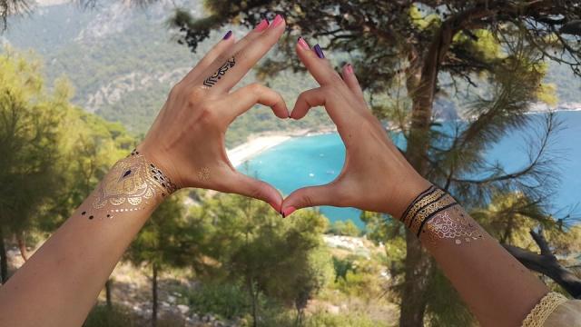 Srdce - Turecko