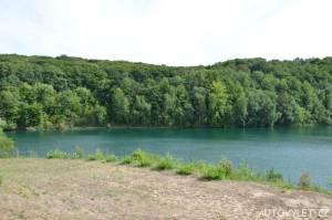 Tyrkysové jezero - Wapnica Polsko 3