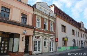Ubytování Sokolov - Apartmány v centru u zámečku