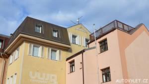 Ubytování Sokolov - Apartmány v centru u zámečku 02