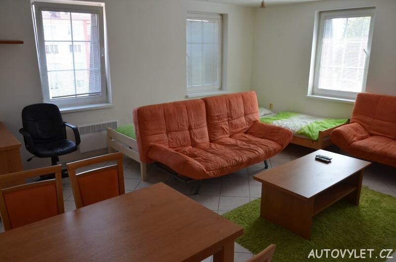 Ubytování Sokolov - Apartmány v centru u zámečku 07