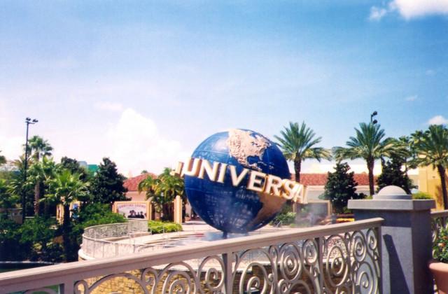 Universal park Florida Usa