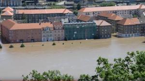 Ústí nad Labem Střekov záplavy