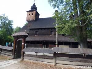 Kostel na Valašsku
