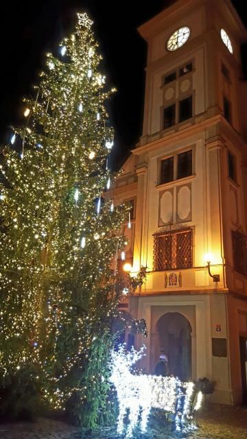 Vánoce v Lokti