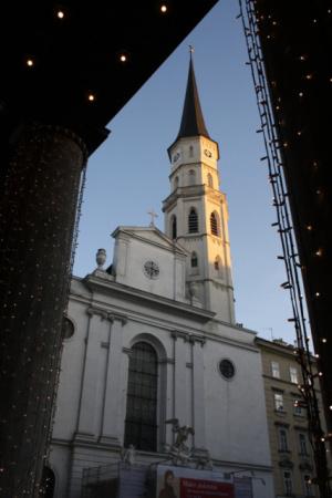 Vánoční - adventní trhy - Vídeň 2