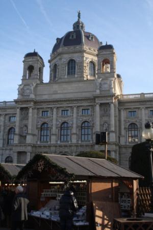 Vánoční - adventní trhy - Vídeň 3