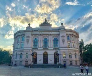 Univerzita - Varšava Polsko