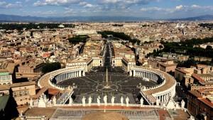 vatikán řím itálie