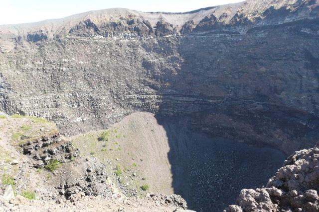 vesuv sopka 1