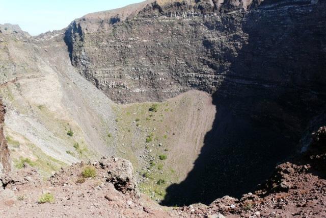 vesuv sopka 2
