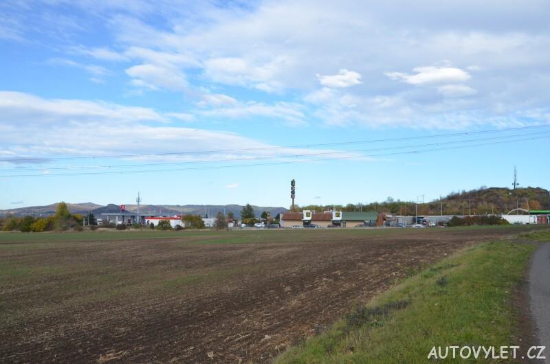 Větrný mlýn Windsor - zřícenina i letohrádek u Lovosic 8