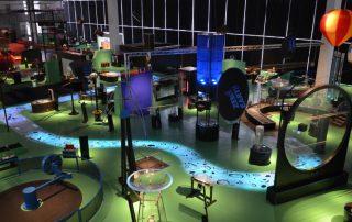 Vida Brno vědecké zábavní centrum