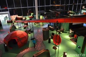 Vida science centrum Brno vědecký zábavní park 3