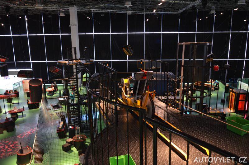 Vida science centrum Brno vědecký zábavní park 4