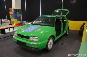 Vida science centrum Brno vědecký zábavní park - auto